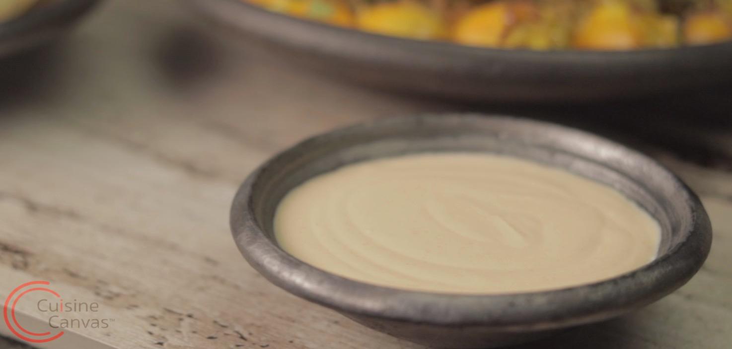 Bhurani - Spiced Curd with Biryani
