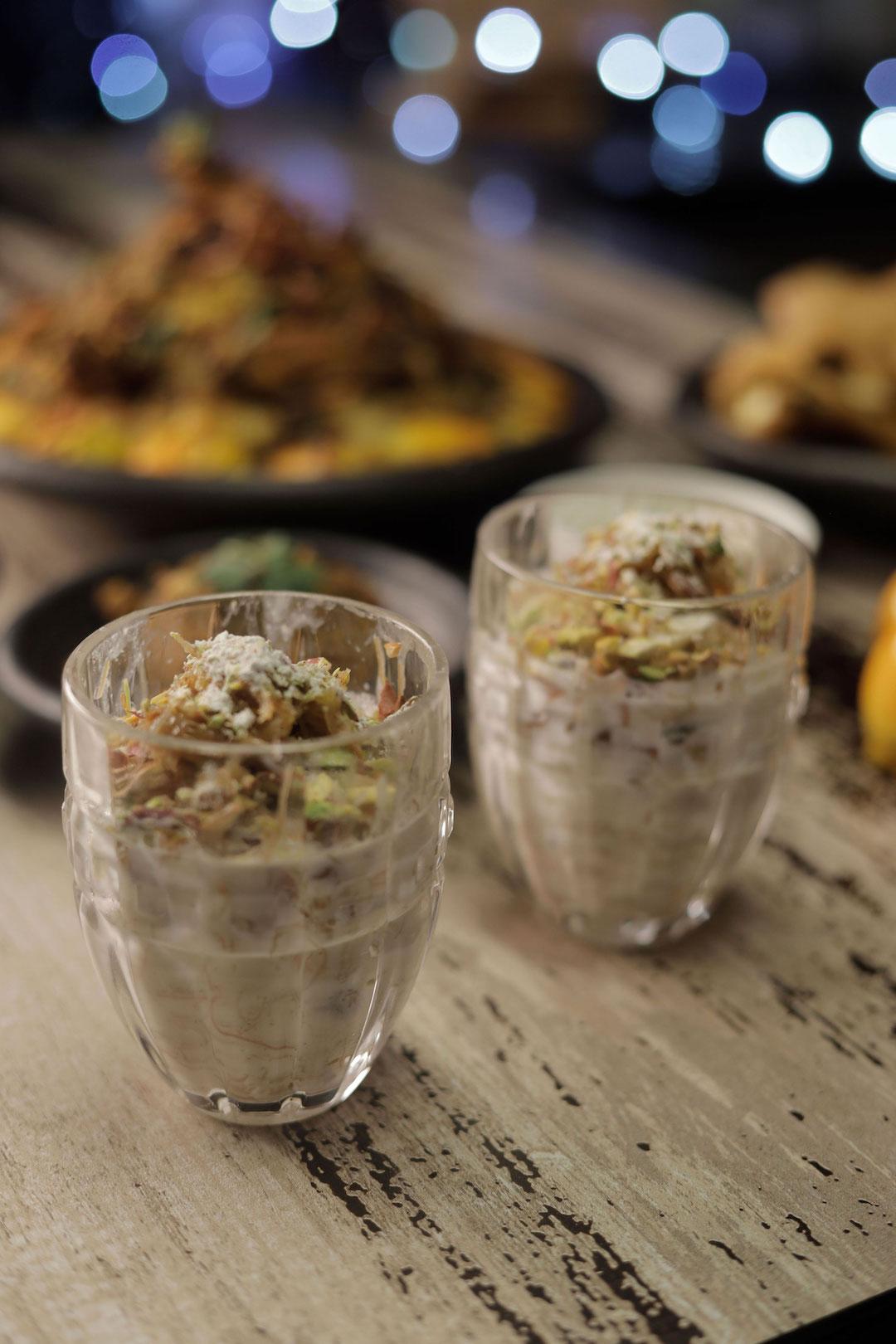 Sheer Khurma Cuisine Canvas