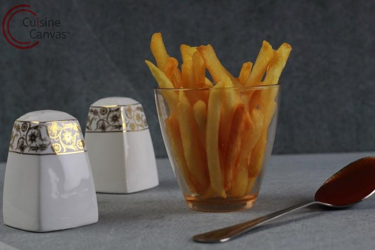 Crispy & Golden French Fries