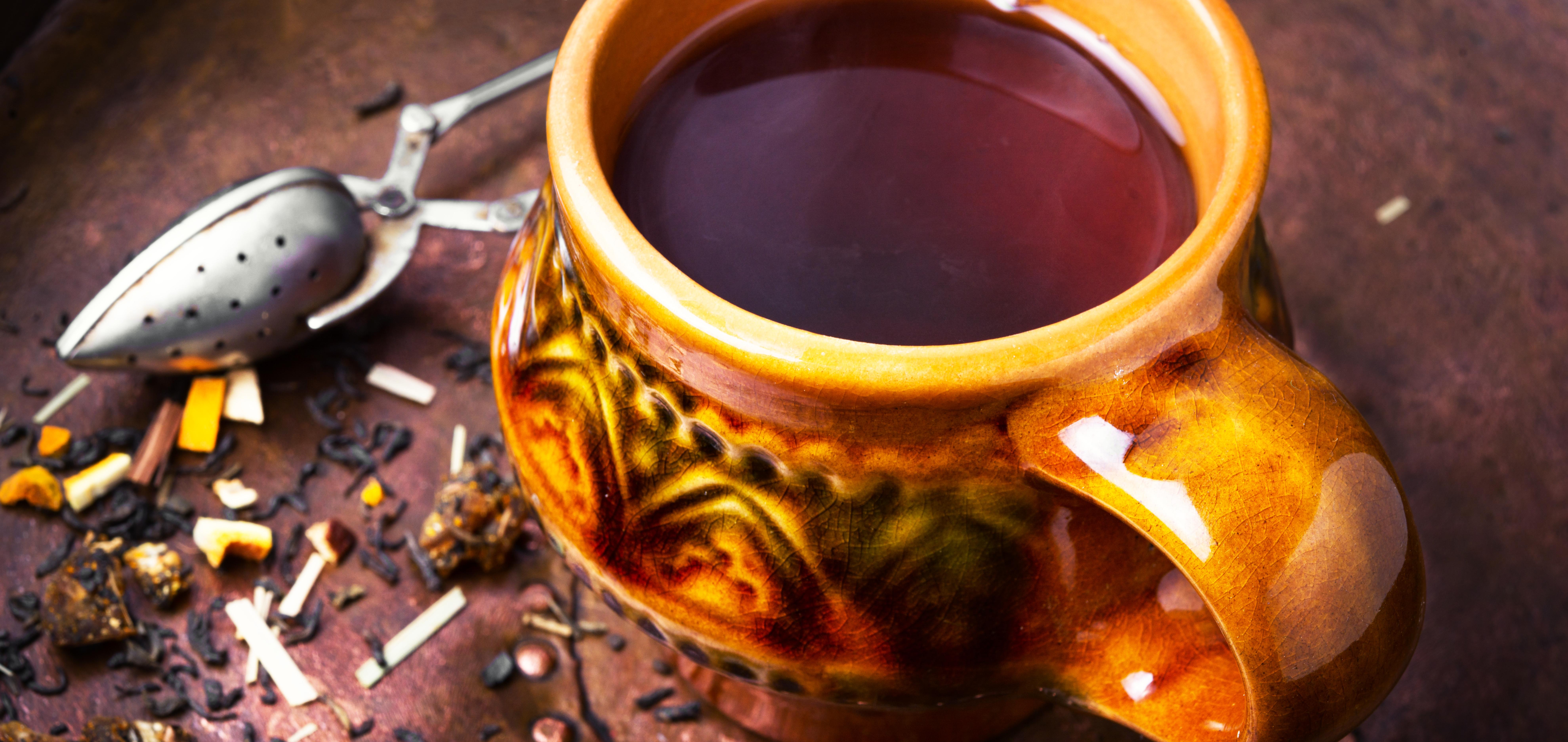 Kahwa Tea Cuisine Canvas