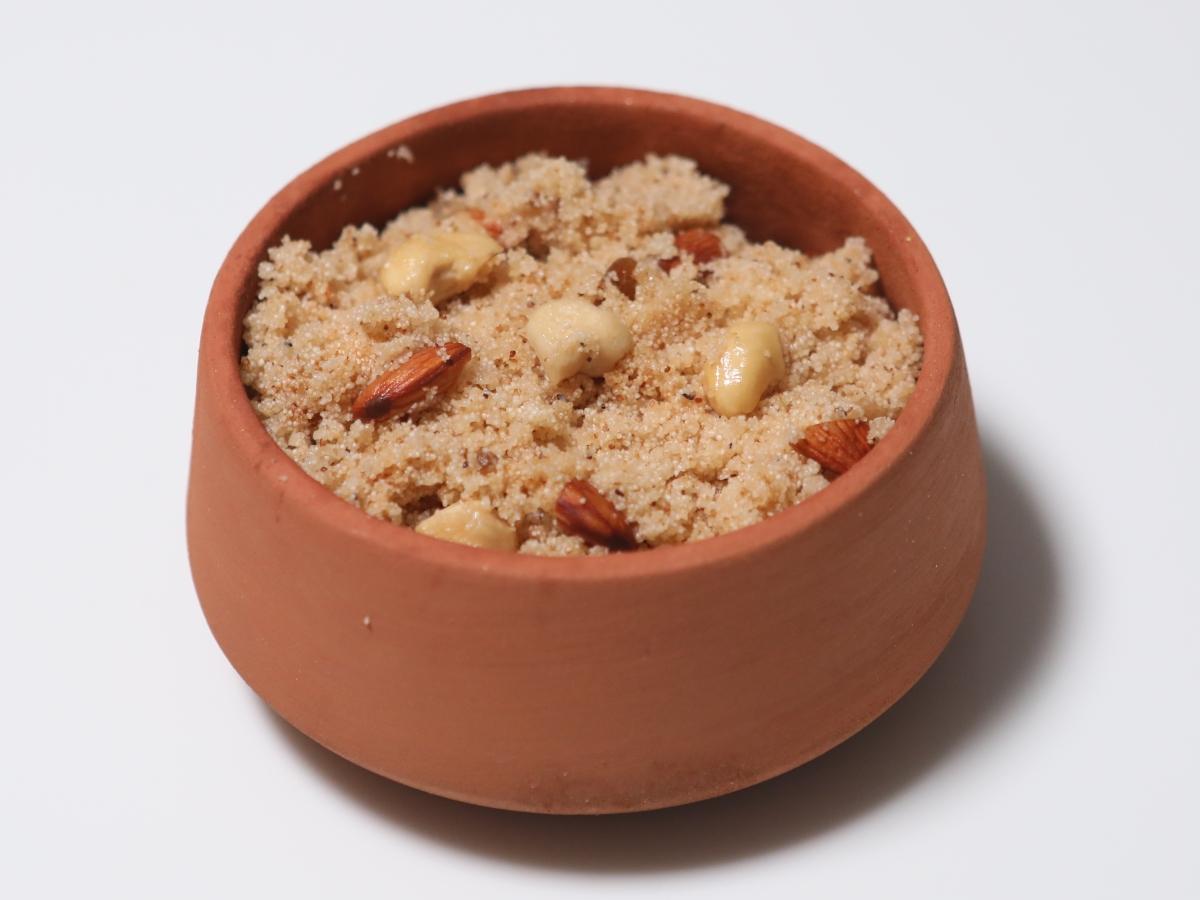Sheera | Gudi Padwa Special | Cuisine Canvas